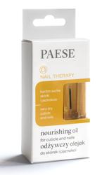 PAESE Nail Theraphy Odżywczy olejek do skórek i paznokci 8ml