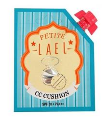 PETITE Lael CC Cushion Nawilżająco-rozświetlający krem CC 23 10ml