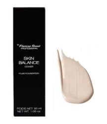 Pierre Rene Skin Balance Cover Fluid Foundation - Podkład kryjący niedoskonałości 20 Champagne, 30 ml
