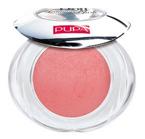 Pupa Like a Doll Luminys Blush - Wypiekany róż do policzków 203 Delicate Beige Pink  3,5 g