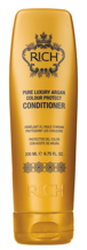 RICH Argan Colour Protect Odżywka do włosów farbowanych 200ml
