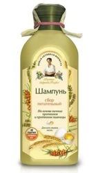 Receptury Babuszki Agafii Odżywczy szampon do każdego rodzaju włosów 350ml