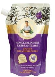 Receptury Babuszki Agafii Odżywka do włosów na bazie jałowca przeciwdziałająca ich wypadaniu ZAPAS 500ml