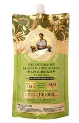 Receptury Babuszki Agafii Regenerująca pokrzywowa odżywka do włosów ZAPAS 500ml