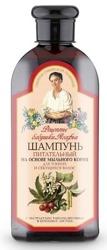 Receptury Babuszki Agafii Szampon odżywczy Mydlnica Lekarska 350ml