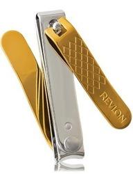Revlon Gold Nail Clip Cążki do paznokci 42041