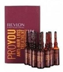 Revlon ProYou Anti-Hair Loss Treatment Kuracja przeciw wypadaniu włosów 12x6ml