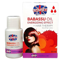 Ronney BABASSU Oil Energetyzujący olejek do włosów 15ml
