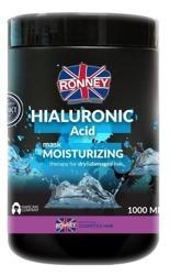 Ronney HIALURONIC Complex Moisturizing Mask Nawilżająca maska do włosów suchych i zniszczonych 1000ml