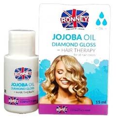 Ronney JOJOBA Oil Nabłyszczający olejek do włosów 15ml