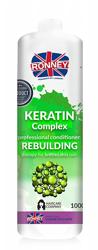 Ronney KERATIN Complex Conditioner Rebuilding Odżywka odbudowująca do włosów osłabionych i cienkich 1000ml