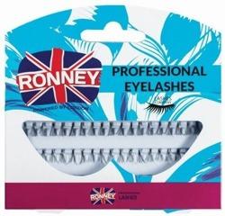 Ronney Professional Eyelashes Kępki sztucznych rzęs bez węzełka 60 szt. RL 00035
