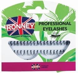 Ronney Professional Eyelashes Kępki sztucznych rzęs z węzełkiem 60 szt. RL 00034