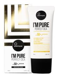 SUNTIQUE I'm Pure Perfect Cica SPF50+/PA++++ Krem przeciwsłoneczny 50ml