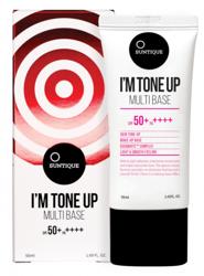 SUNTIQUE I'm Tone Up Multi Base SPF50+/PA++++ Tonujący krem przeciwsłoneczny 50ml