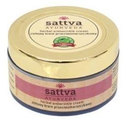Sattva Krem ziołowy przeciwzmarszczkowy 50g