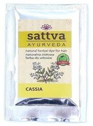 Sattva Naturalna ziołowa henna do włosów Casia 10g
