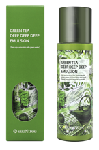 SeaNtree Green Tea Deep Deep Deep Emulsion Emulsja do twarzy 180ml