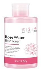 SecretKey Rose Water Base Toner Nawilżający różany tonik do twarzy 550ml