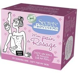 Secrets de Provence Mydło do golenia dla kobiet 90g
