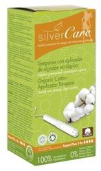 Silver Care Tampony Super Plus z aplikatorem 14szt