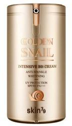 Skin79 Golden Snail Intense BB Cream Whitening - Odżywczy krem BB do twarzy 45g