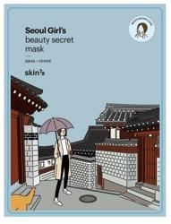 Skin79 Seoul Girl's MOISTURIZING Nawilżająca maska w płachcie