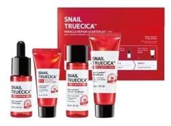 SomeByMi SNAIL TRUECICA Reapair Starter Kit Zestaw kosmetyków do pielęgnacji twarzy