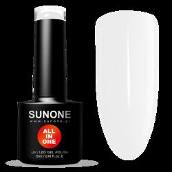 SunOne ALL IN ONE Lakier hybrydowy B01 5ml