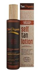 TAN ORGANIC Self Tan Lotion Balsam samoopalający do twarzy i ciała 100ml