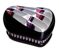 Tangle Teezer Compact Styler - Kompaktowa szczotka do włosów Lulu Guinness 02