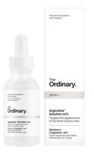 The Ordinary Argireline Solution 10% Lekkie serum z 10% kompleksem peptydów ARGIRELINE ™ 30ml