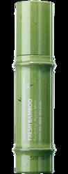 The SAEM Fresh Bamboo Essential Water Mist mgiełka do twarzy 100ml