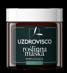 UZDROVISCO Maska roślinna nawilżająca Rokitnik/Koniczyna 50ml