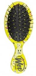 Wet Brush Szczotka do włosów MINI Żółte Emotikony