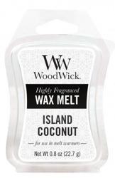 WoodWick Wax Melt Wosk zapachowy ISLAND COCONUT 22,7g