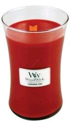 WoodWick świeca duża Cinnamon Chai 610g