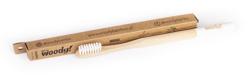 WoodyBamboo Szczoteczka bambusowa Colour średnia/medium
