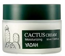 YADAH Cactus Cream nawilżający krem z opuncją 50ml