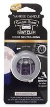 Yankee Candle Car Vent Clip - Clip samochodowy Midsummers night 1szt.