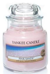 Yankee Candle Pink Sands Świeca zapachowa słoik mały 104g