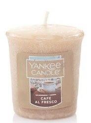 Yankee Candle Sampler Świeca Cafe Al Fresco 49g