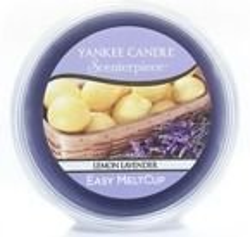 Yankee Candle Scenterpiece Lemon Lavender - Wosk do kominka elektrycznego 61g