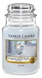 Yankee Candle Słoik duży A Calm&Quiet Place 623g