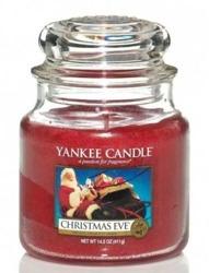 Yankee Candle Słoik średni Christmas Eve 411g