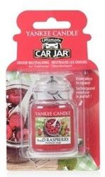 Yankee Candle car jar Ultimate Odświeżacz samochodowy Zawieszka słoik Red Raspberry 1szt.