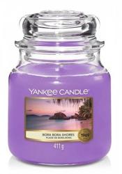 Yankee Candle świeca słoik średni Bora Bora Shores 411g