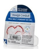 Yankee Candle wosk zapachowy NEW Snow In Love 22g