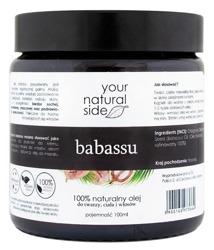 Your Natural Side Olej babassu 100% naturalny 100ml