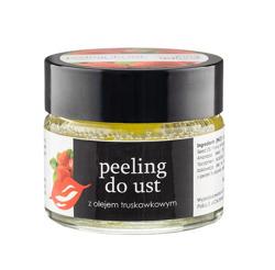 Your Natural Side Peeling do ust z olejem truskawkowym 20g